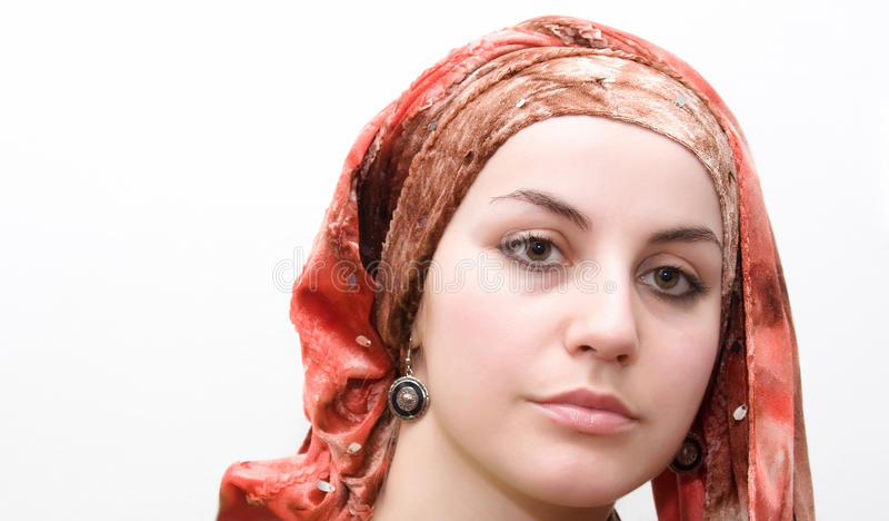 Islamfrau lizenzfreie stockfotografie