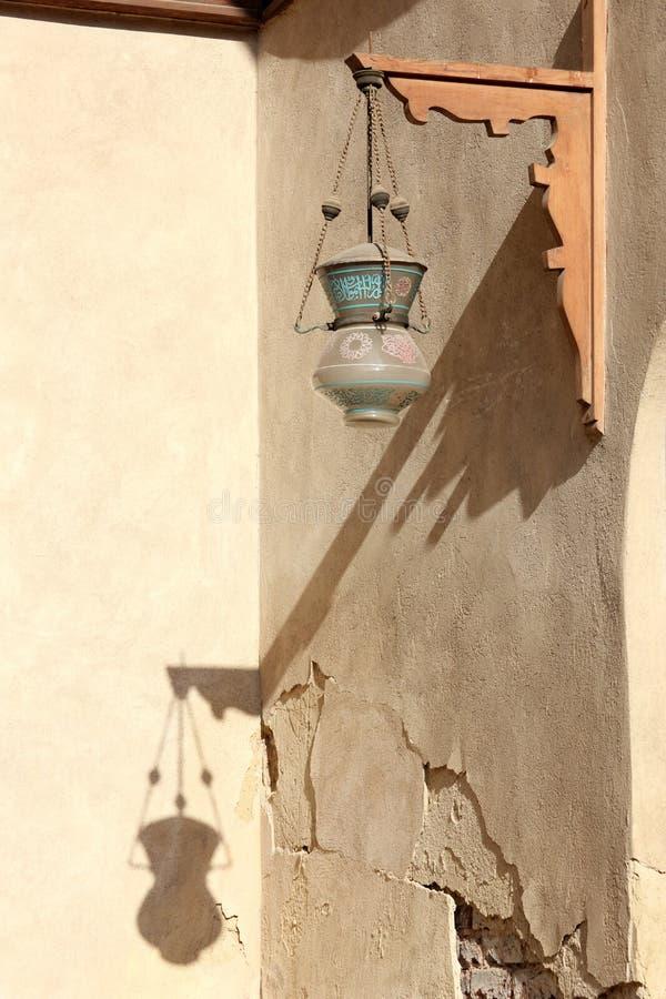 Islamic art stock image