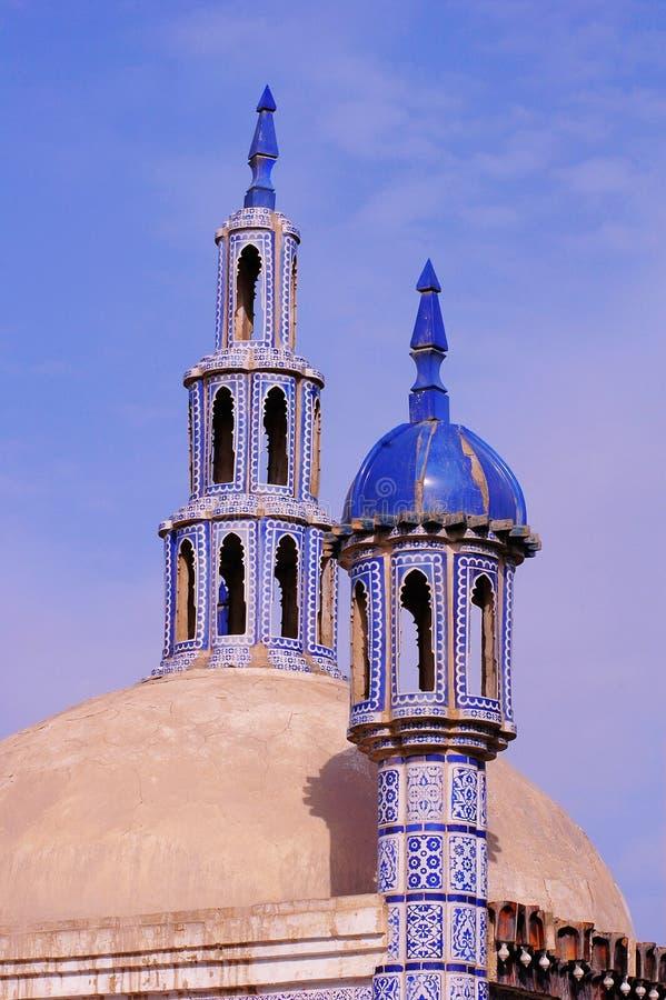 Islamic building stock photo