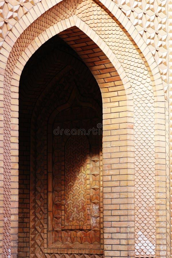 Islamic door royalty free stock images