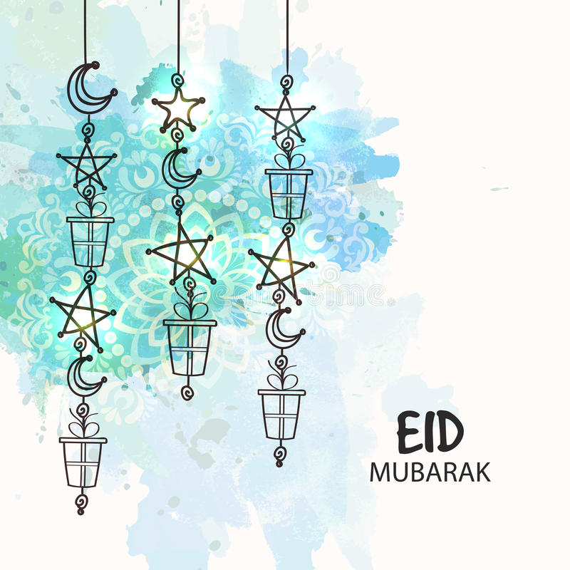 Great Moon Star Light Eid Al-Fitr Decorations - islamic-festival-eid-celebrations-greeting-card-design-elegant-hanging-crescent-moons-stars-gifts-floral-decorated-55458824  Picture_455082 .jpg