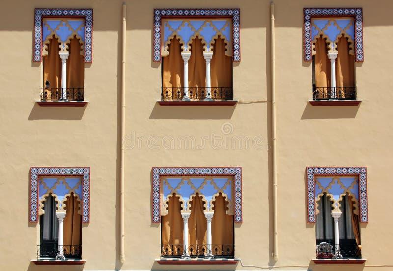 Islamic Front In Cordoba Stock Photo