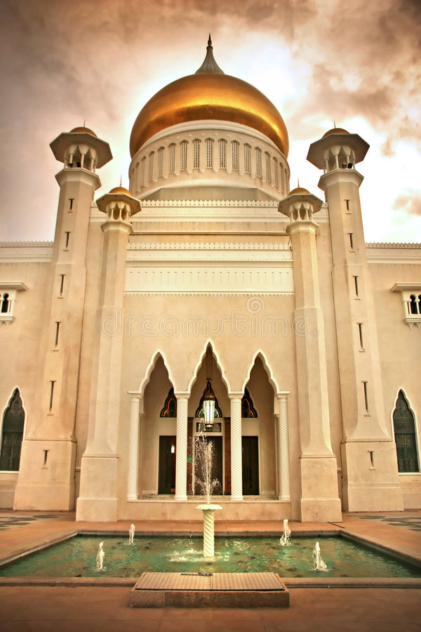 Islamic Mosque stock images