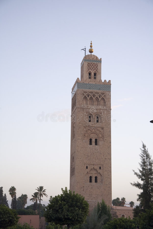 Download Islamic mosque minaret stock image. Image of islam, outdoors - 3592597