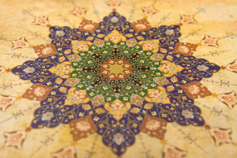 Download Islamic pattern stock image. Image of eastern, tile, ornament - 10267751