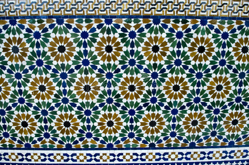 Download Islamic pattern design stock image. Image of decorative - 7935057