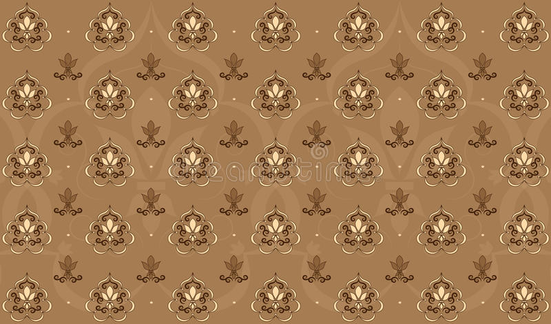 Vector pattern motif stock images