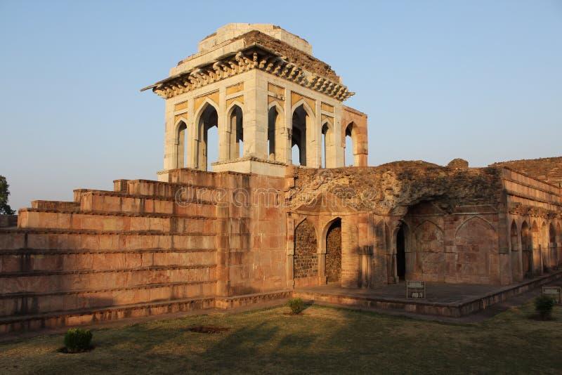 Islamik, histórico, arquitetura, asharfi mahal, mandu, Madhya Pradesh, india foto de stock
