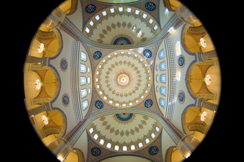 islamisk arkitektur royaltyfri fotografi