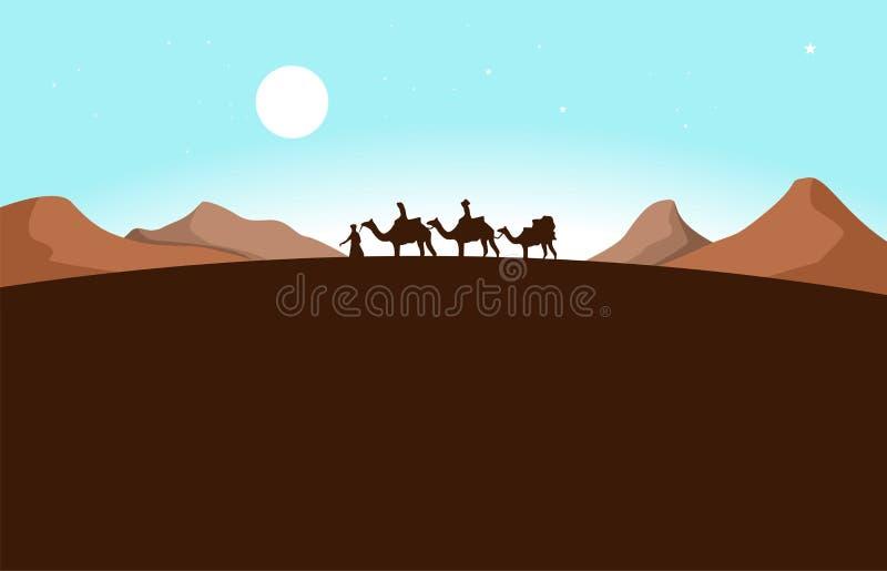 islamisk bakgrund arabisk bakgrund royaltyfri illustrationer