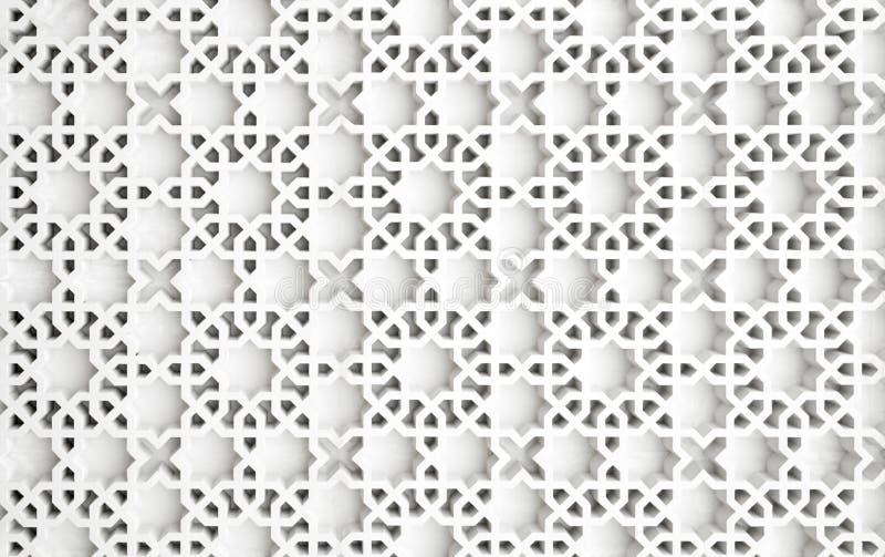 islamisk design royaltyfria foton