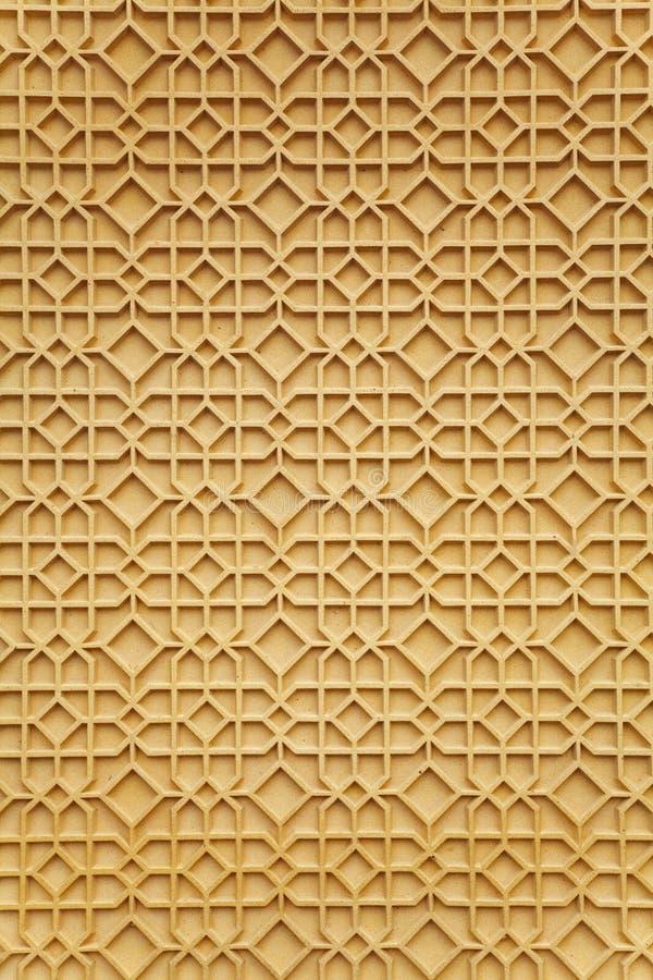 Islamisk design royaltyfri fotografi