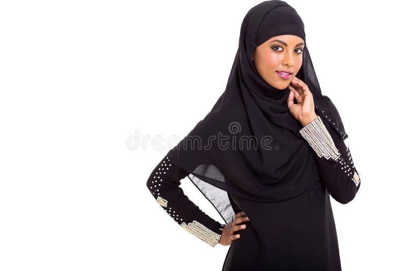 Islamisk kvinna arkivbild