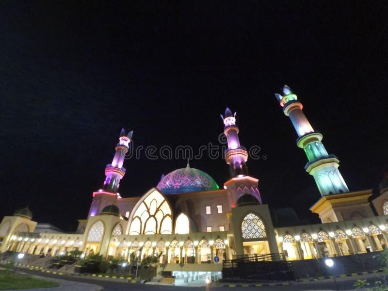Islamitisch centrum Nusa Tenggara Barat stock foto's
