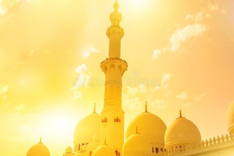 Islamitisch cultuurconcept stock foto's