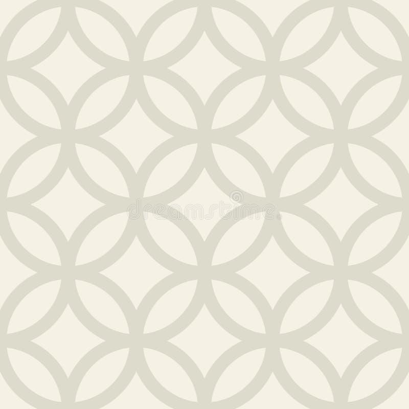 Islamitisch Geometrisch Patroon royalty-vrije illustratie