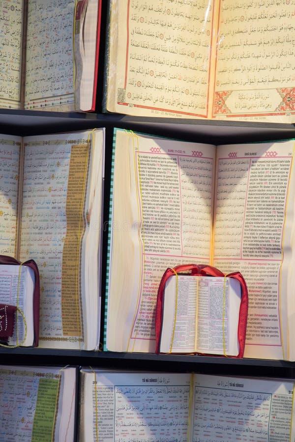 Islamitisch Heilig Boek Quran royalty-vrije stock afbeeldingen