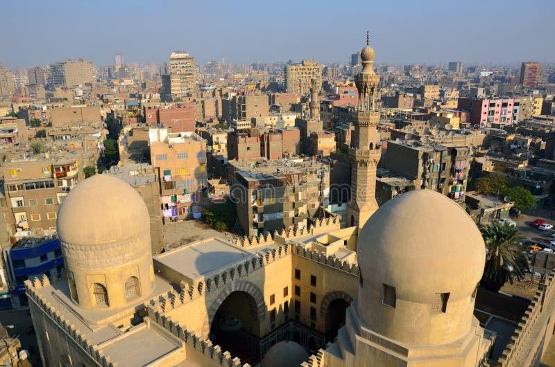 Islamitisch Kaïro stock fotografie