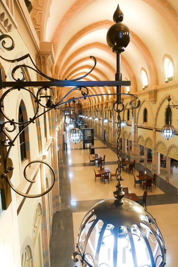 Islamitisch Kunstenmuseum - Sharjah royalty-vrije stock afbeeldingen