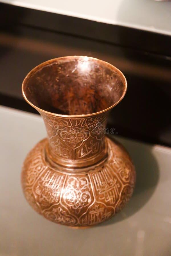 Islamitisch Kunstenmuseum - Sharjah royalty-vrije stock foto