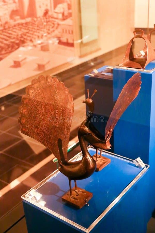 Islamitisch Kunstenmuseum - Sharjah royalty-vrije stock afbeelding