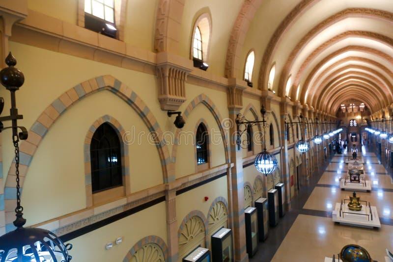Islamitisch Kunstenmuseum - Sharjah royalty-vrije stock foto's