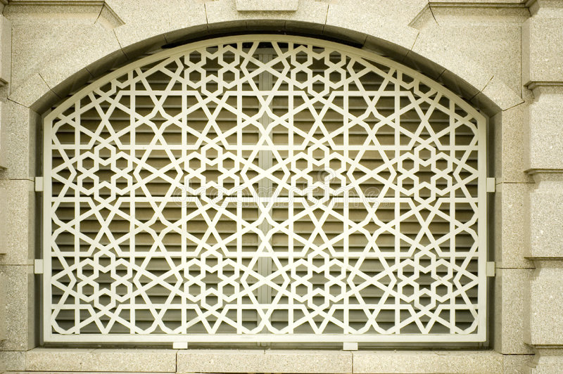 Islamitisch ontwerp royalty-vrije stock afbeelding
