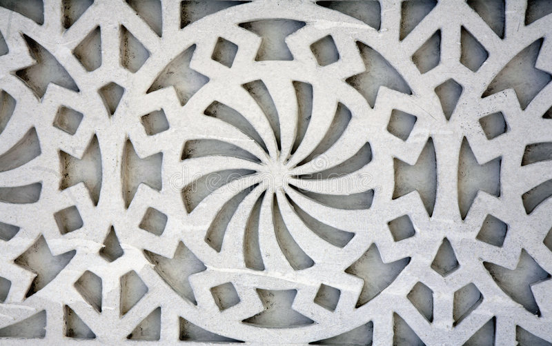 Islamitisch ontwerp a royalty-vrije stock foto