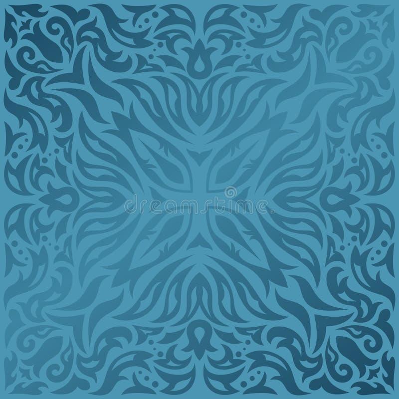 Islamitisch patroon vector illustratie