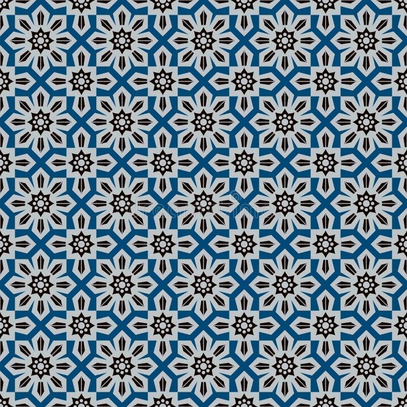 Islamitisch vormen naadloos patroon royalty-vrije stock afbeeldingen