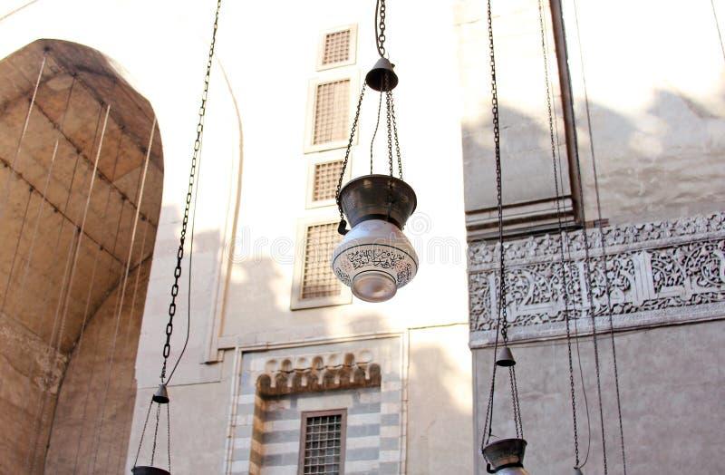 Islamitische lantaarn stock afbeelding