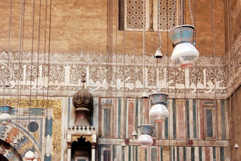 Islamitische lantaarns stock afbeeldingen
