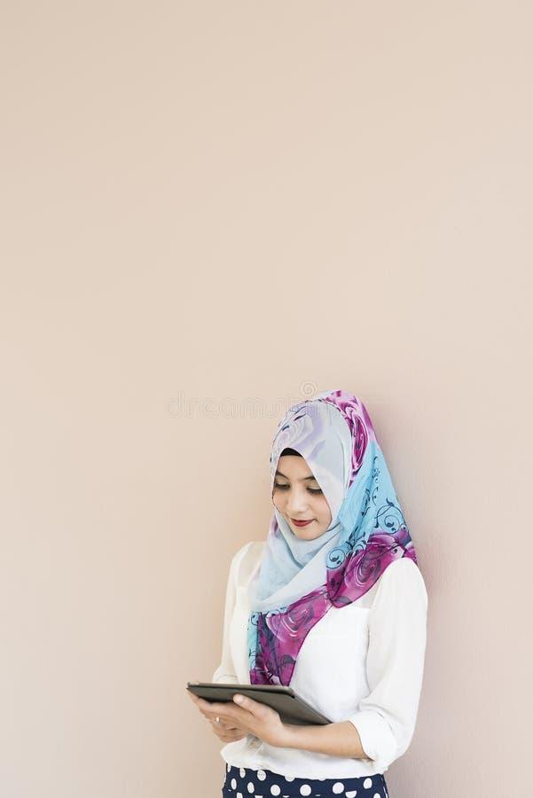 Islamkvinna royaltyfri bild