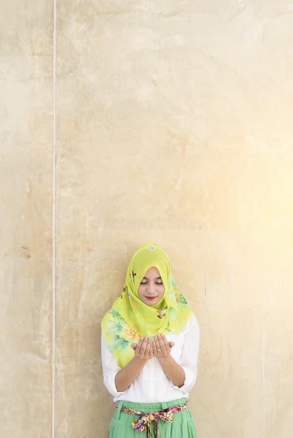 Islamkvinna arkivbilder