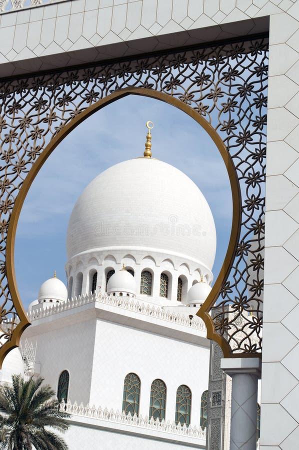 islamscy architektura meczety zdjęcie stock