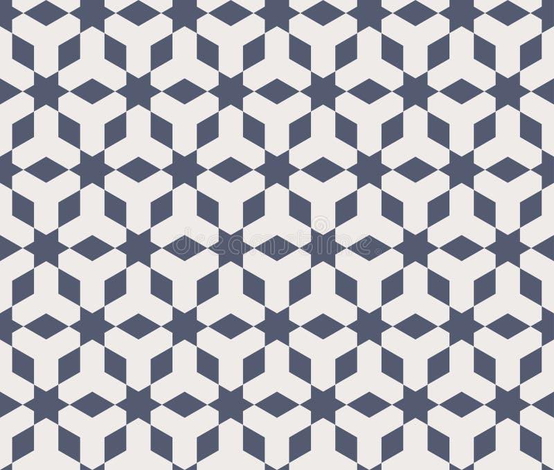 Islamscy geometrical wzory ilustracji