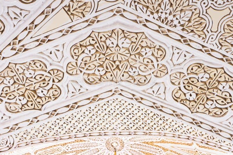 islamska architektury zdjęcie royalty free