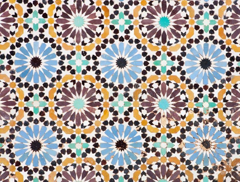 islamska mozaika obrazy royalty free