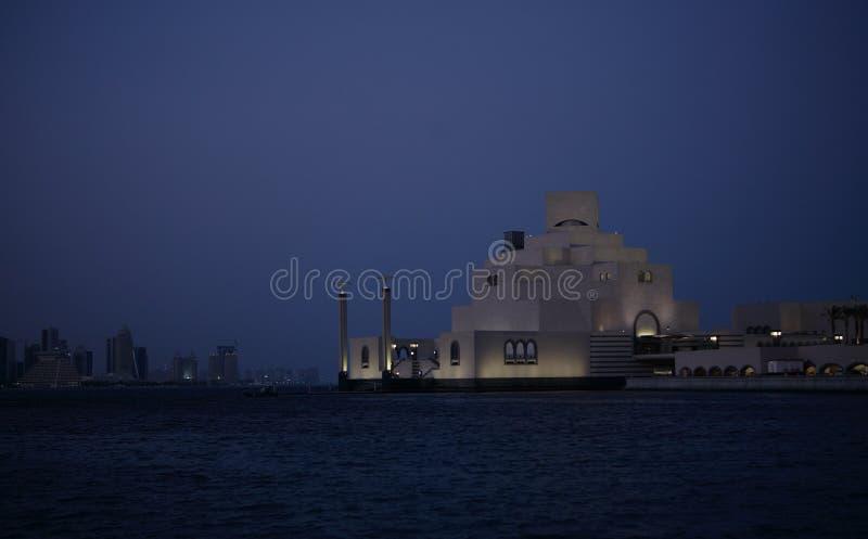 islamska muzealna noc obraz royalty free