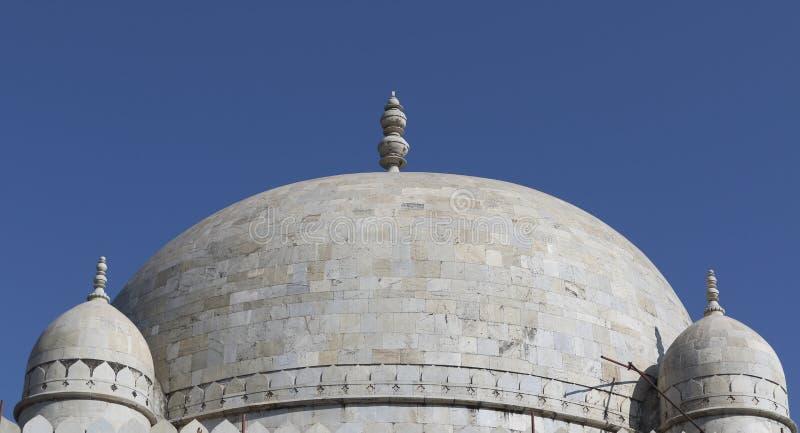 islamski antyczny kopuła hushang shah grobowiec, mandav, madhya pradesh, India zdjęcia royalty free