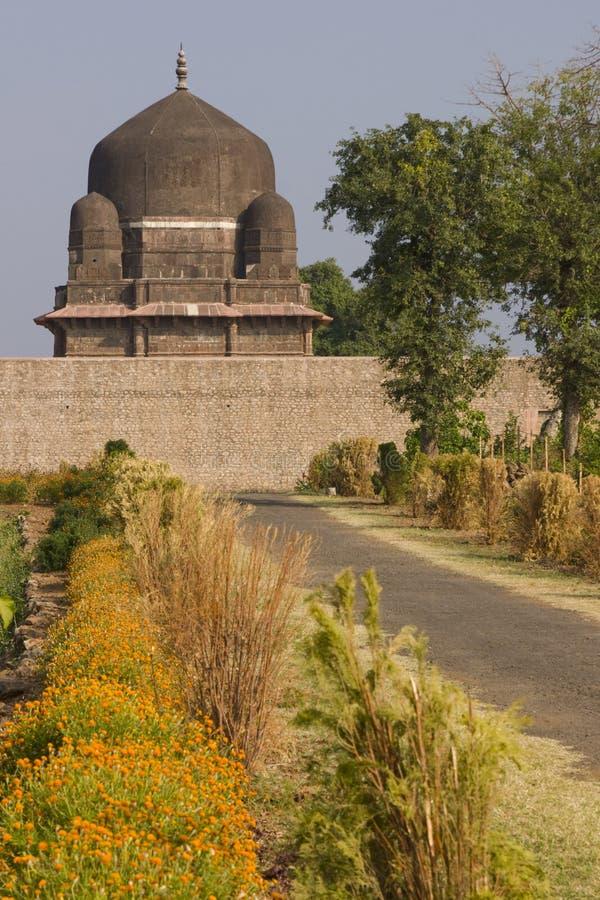 islamski grobowiec obraz royalty free