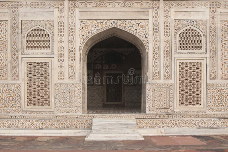 Islamski grobowiec zdjęcie stock