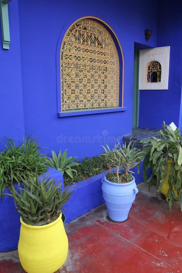 islamski jardi muzeum sztuki fotografia stock