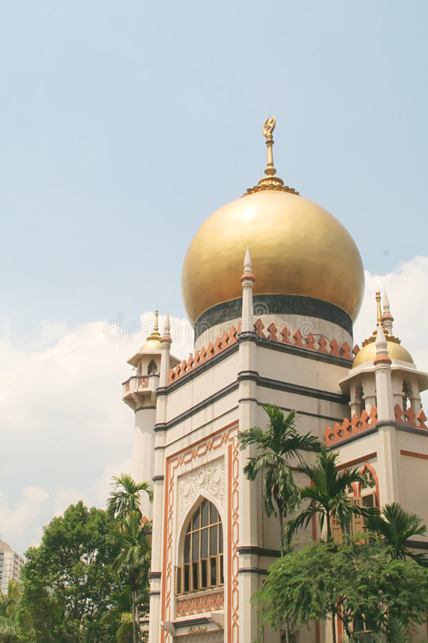 islamski moorish arabskiej architektury fotografia royalty free