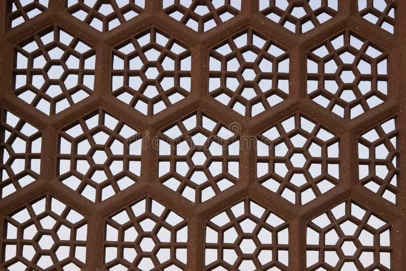 islamski wzór zdjęcia stock