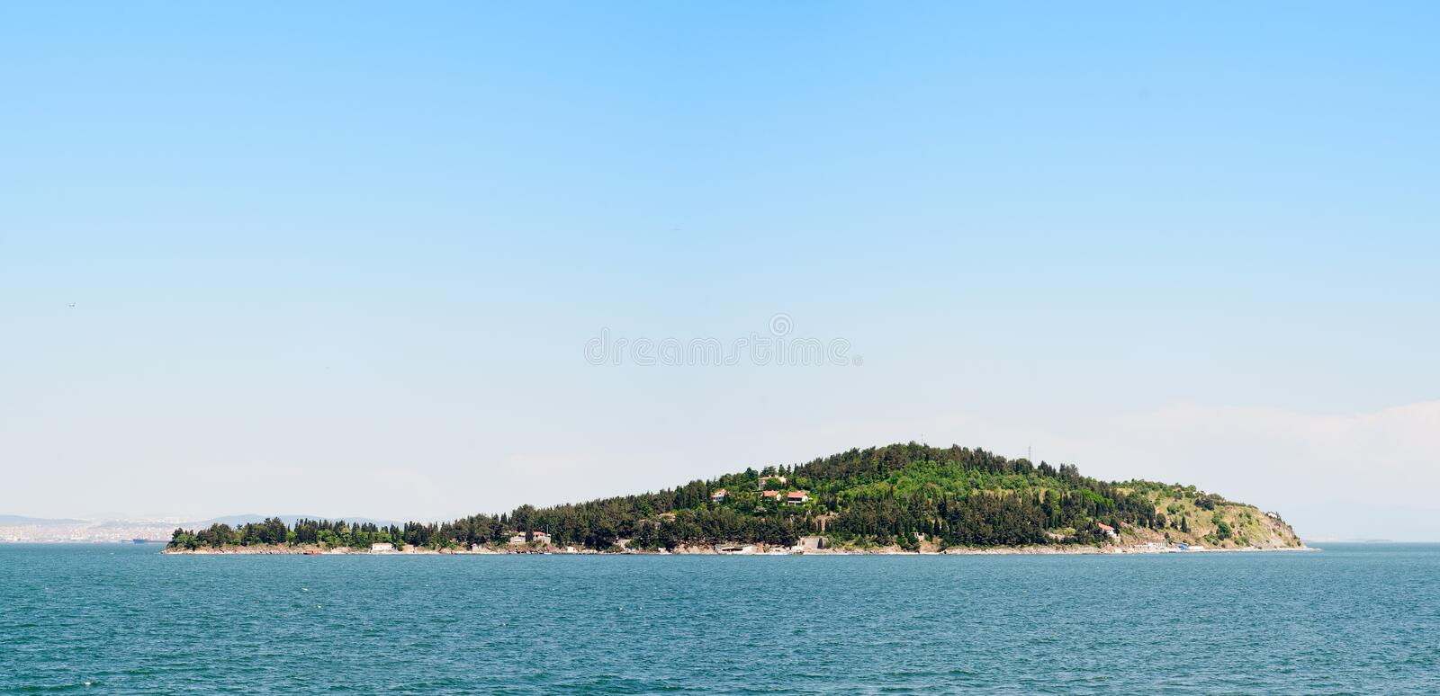 Download Tropical Small Island Royalty Free Stock Photo - Image: 19793715