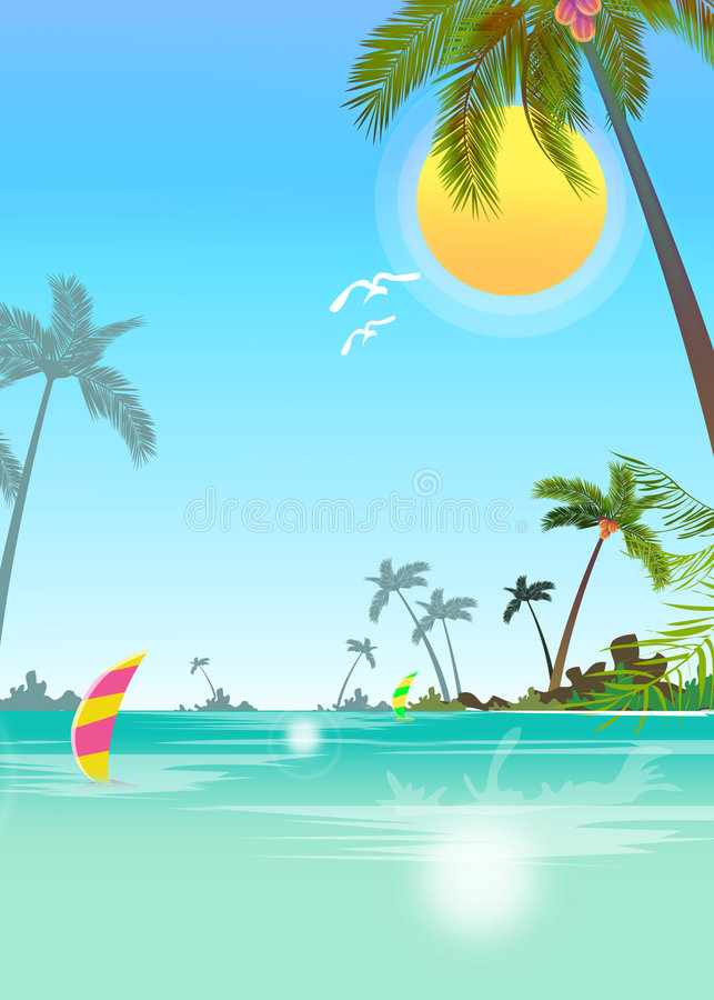 Download Island Stock Image - Image: 5524081