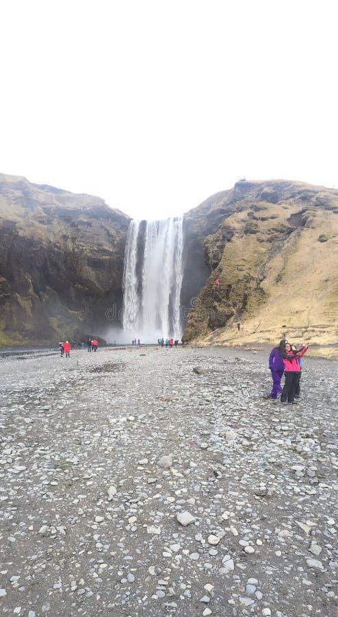 Island 2016 arkivfoto