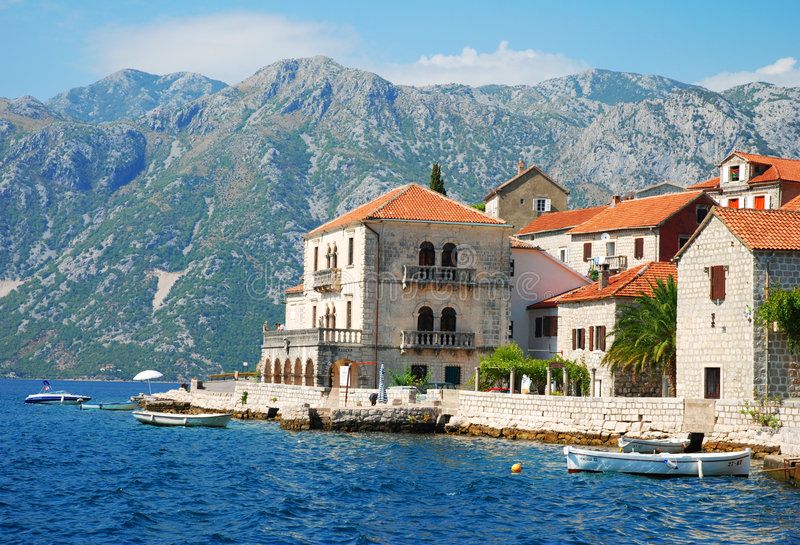 Island in Adriatic royalty free stock image