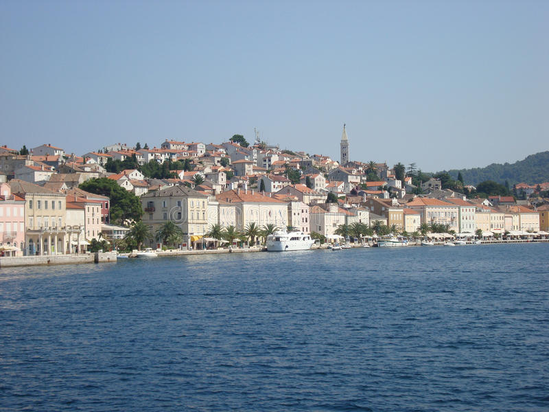 Download Island Cres In Adriatic See Editorial Stock Photo - Image: 23660963